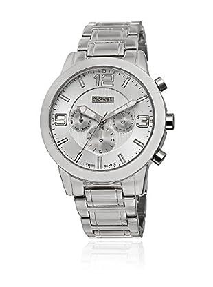 August Steiner Reloj de cuarzo Man AS8106SS 44 mm