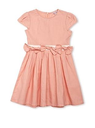 London Kiddy Vestido LK1304-101P (Rosa)
