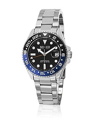 So&Co New York Reloj con movimiento Miyota Man Gp15347 Casual Miyota Movement