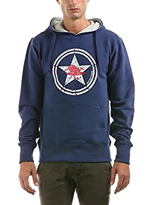 Hot Buttered Sudadera con Capucha Diamondhead