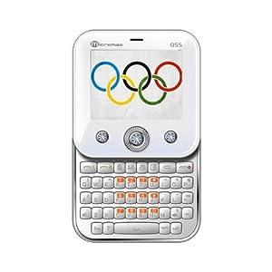 Micromax Q55 Dual Sim Smartphone-White