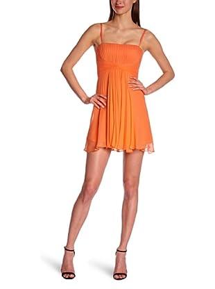 BCBGMaxazria Vestido Tricia (Naranja)