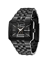 Police Analogue Black Dial Men's Watch - PL13449JSB02MJ