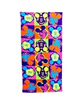 Disney Mickey Mouse Pop Art Beach Towel - Soft