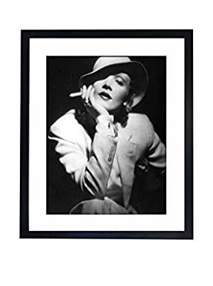Mazali - Culture Décor Wandbild Marline Dietrich