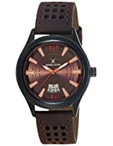 Daniel Klein Analog Brown Dial Men's Watch - DK10812-5