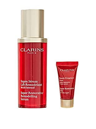 Clarins Gesichtspflege Kit 2 tlg. Set Woman
