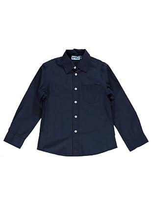 Camisa Lisa (Azul)