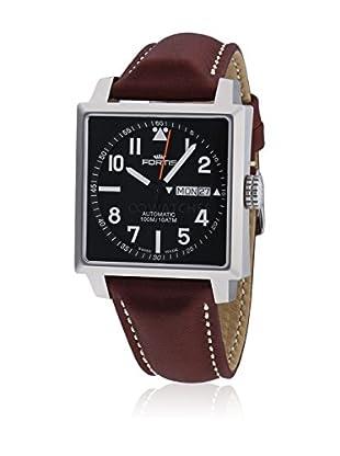 Fortis Uhr mit schweizer Automatikuhrwerk Man Square 38.0 mm