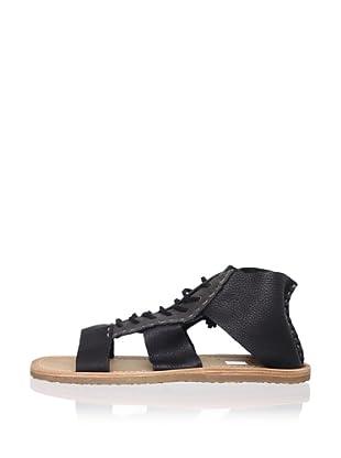 J Artola Men's Delano Sandal (Black)