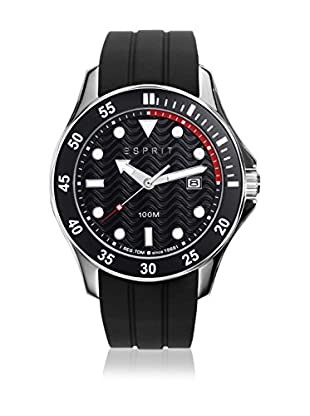 Esprit Reloj de cuarzo Man Tp10883 Black 43 mm