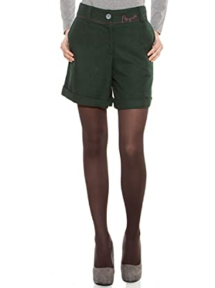 Poupé Chic Bermuda Ondas (Verde)
