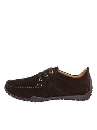 Geox Zapatos (Marrón oscuro)