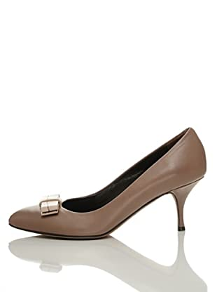 Furla Zapatos Salón Chantilly (Beige)