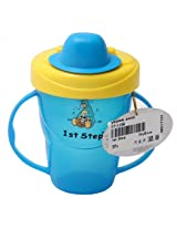 1st Step Baby 2 Handle Cup 3M+ - SkyBlue, 6M+