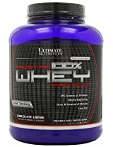 Ultimate Nutrition Prostar 100% whey Protein chocolate flavour 5lb