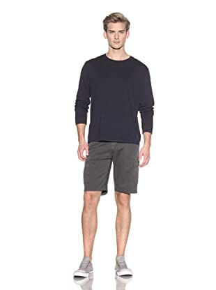 Drifter Men's Broken Down Cargo Short (Stone)