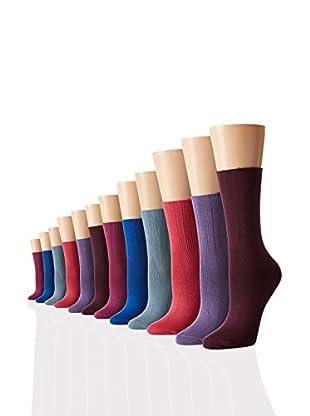 CLARÍN 12tlg. Set Socken
