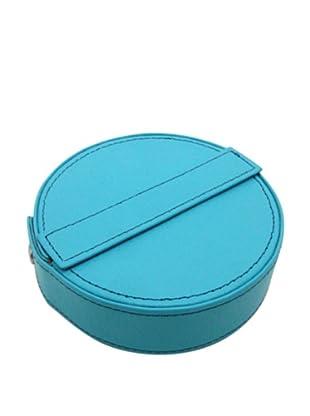 Morelle & Co. Barbara Round Manicure Set (Turquoise)