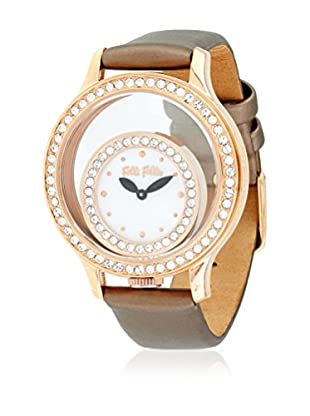 Folli Follie Reloj con movimiento Miyota Woman Lna-Luna 36 mm