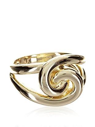 McKenzie Ring Lamia (vergoldet)