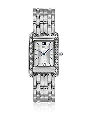 Rhodenwald & Söhne Uhr mit Japanischem Quarzuhrwerk 10010093 silber 24  mm