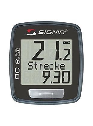 Sigma Sport Kilometerzahler Bc 8.12 Ats Black. schwarz