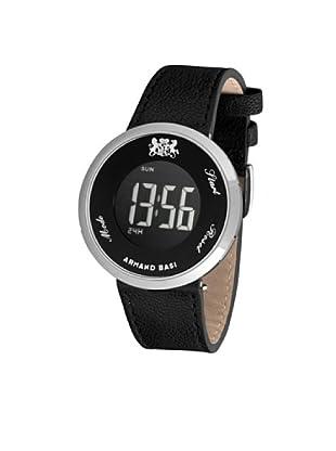 ARMAND BASI A0961L02 - Reloj Señora mov cuarzo correa piel Negro