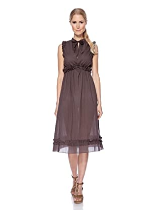 Miss Magic by Magic Woman Kleid (Mocca)
