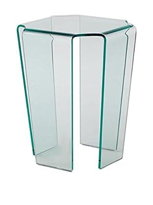DC Glass  Mesa De Centro Jellyfish Transparente