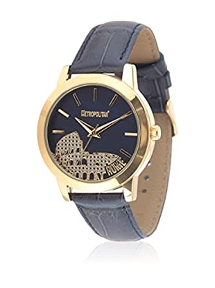 Metropolitan Reloj de cuarzo  Azul Oscuro 36.5 mm