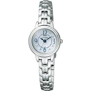 【クリックで詳細表示】[シチズン]CITIZEN 腕時計 CLETIA クレティア Eco-Drive エコ・ドライブ CLB37-1721 レディース