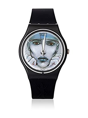 Swatch Quarzuhr Unisex Unisex Unisex TOO MANY MEMORIES GZ217 34.0 mm