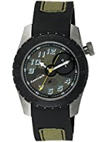 Fastrack Army Analog Multi-Color Dial Men's Watch - 3006TP02