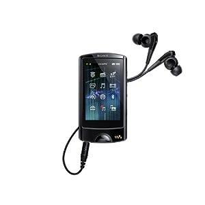 SONY ウォークマン Aシリーズ メモリータイプ 32GB ブラック NW-A866/B