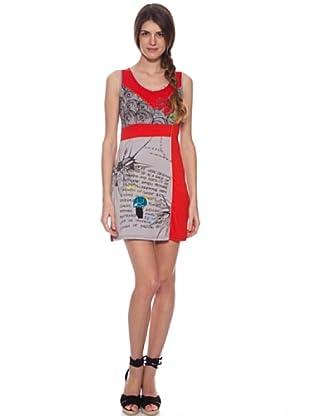 HHG Vestido Pau (Rojo)