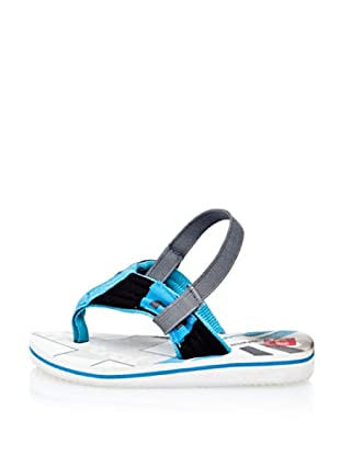 Mistral Chanclas Junior (Blanco / Azul)