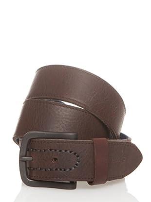 SideCar Cinturón Piel (Chocolate)
