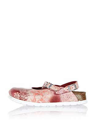 Alpro by Birkenstock Schuh C 165 Alpro Bf (Letter Mix Rose)