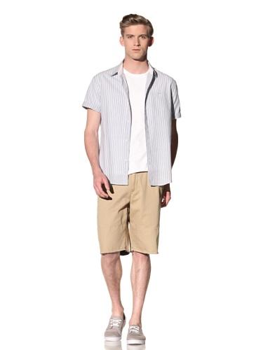Riviera Club Men's Korakia Shirt (Light Blue)