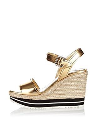 PRADA Keil Sandalette