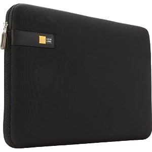 Case Logic LAPS-113 13.3-Inch Laptop / MacBook / MacBook Pro Sleeve (Black)