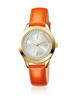 AVALIERI Quarzuhr  orange/gold 32 mm