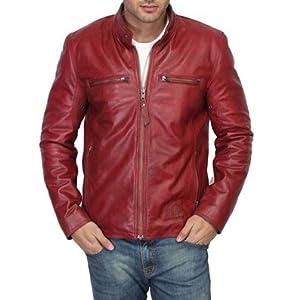 New Biker Leather Jacket