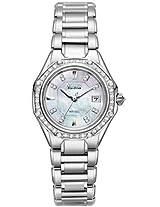 Citizen Signature Eco Drive Octavia 57 Diamond Ladies Watch Ew2090 53D