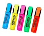 CAMLIN - Highlighter Pens - Set of 5
