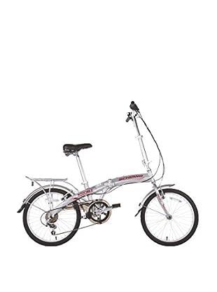 Schiano Cicli Bicicleta 20 06V.Shimano Alloy Plata