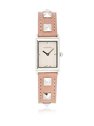 Valentino Women's V59SBQ9997S111 Rockstud Mauve Leather Watch