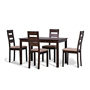 home Dining Table Set - 1 + 4 Seoul