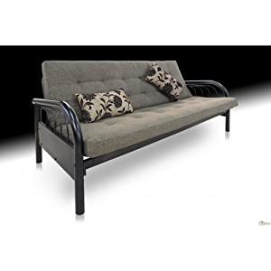 Furniture Kraft Sofa cum Bed Futon